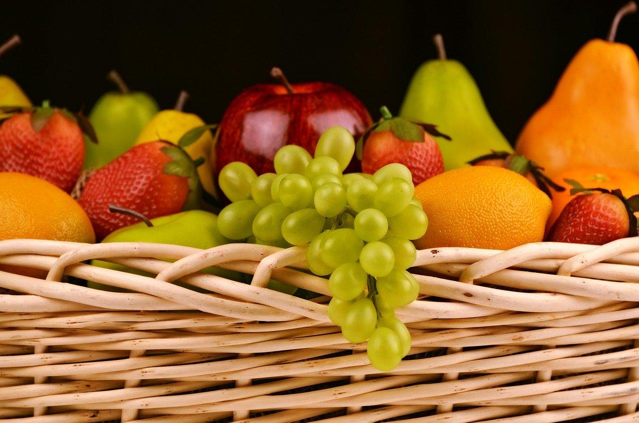 Kalendarz warzyw i owoców na jesień i zimę