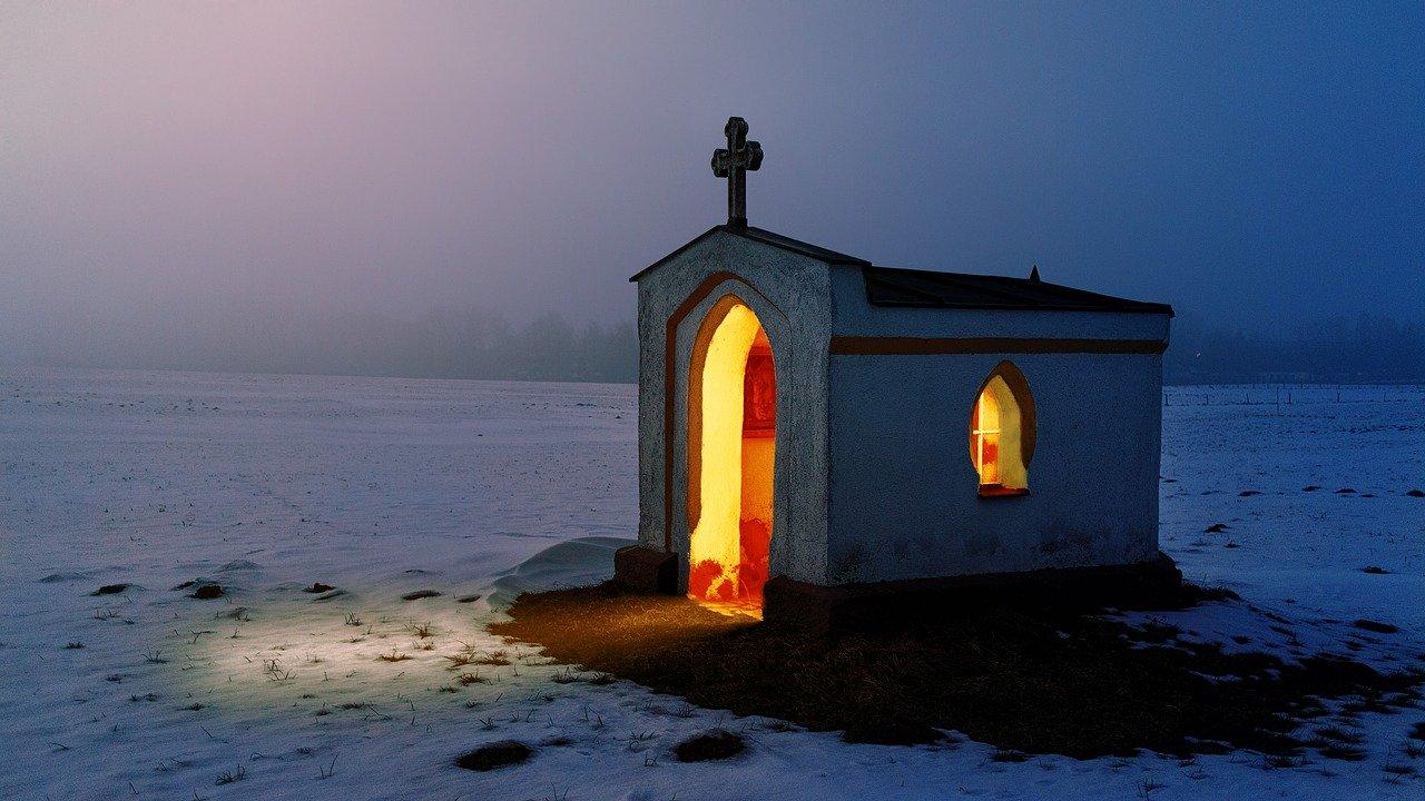 Religia a architektura wnętrz z punktu widzenia projektanta