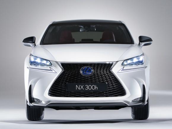 Nowy Lexus NX za półtora roku?