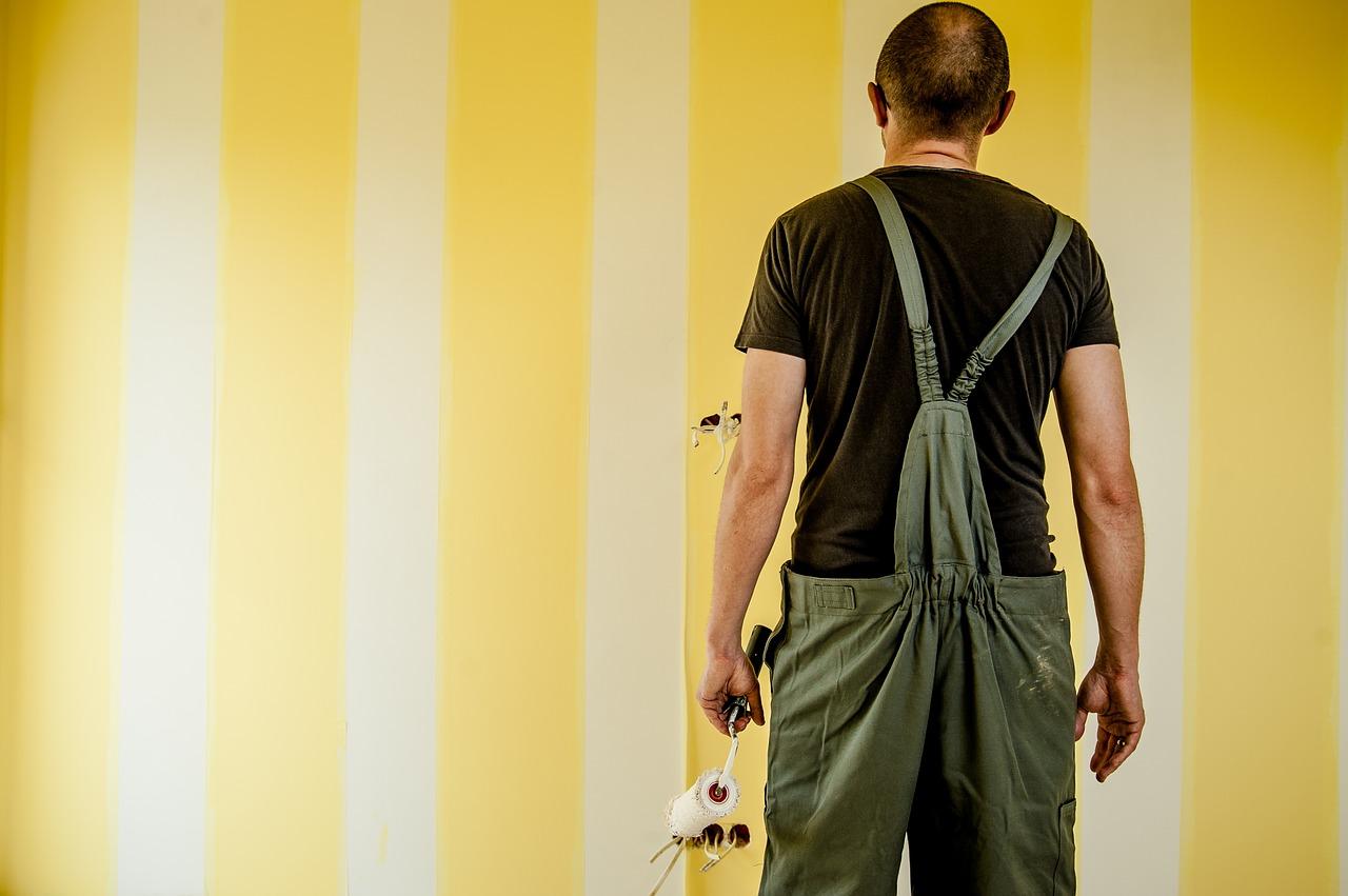 Rozciągnięty komfort pracy, spodnie robocze ze stretchem!