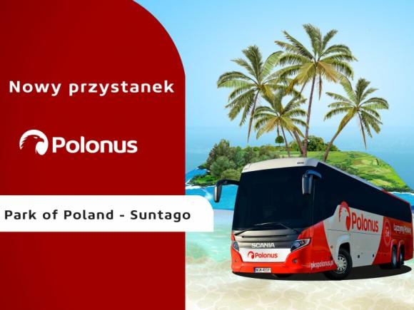 Polonus wjeżdża do raju w sercu Polski - Suntago Wodny Świat