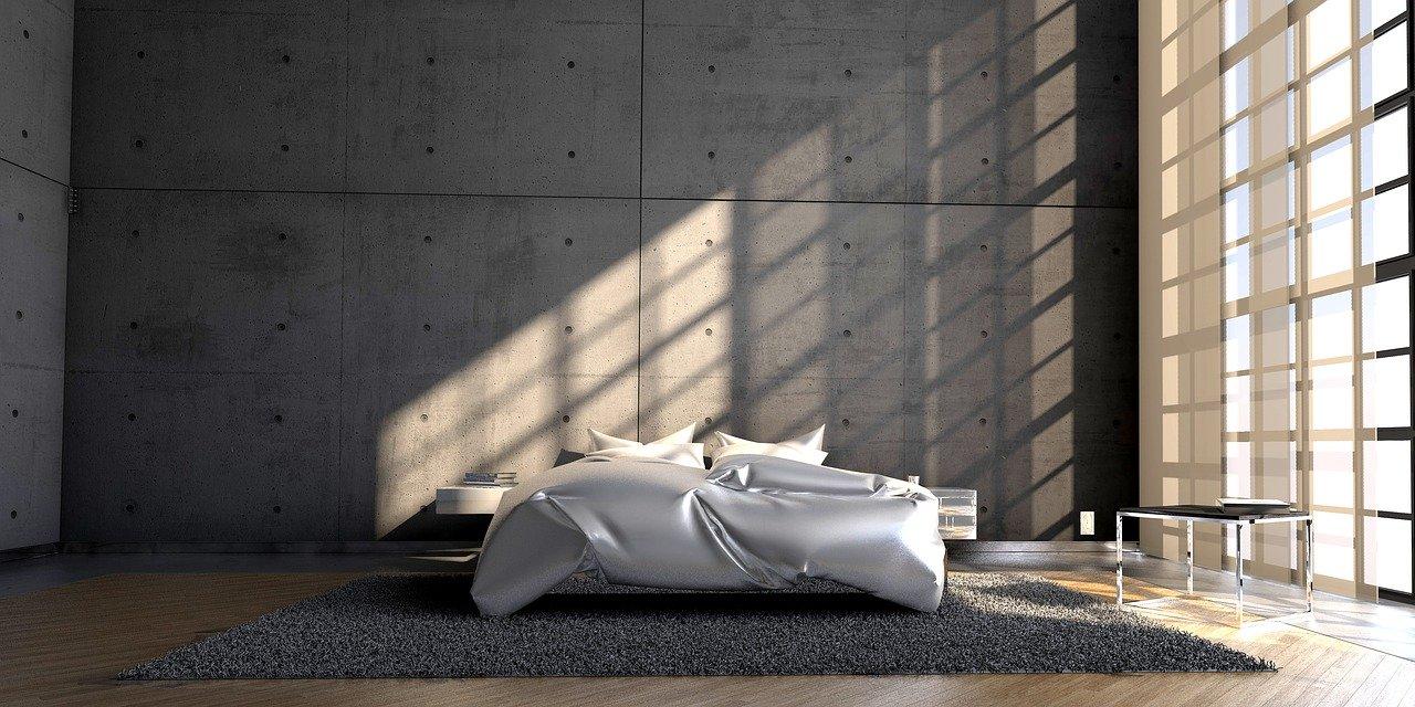 Sypialnia doskonała – aranżacja w trzech krokach